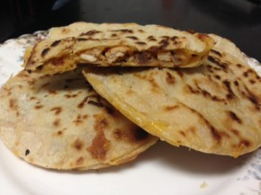 "Recipe: ""Korean-Style"" Quesadillas"