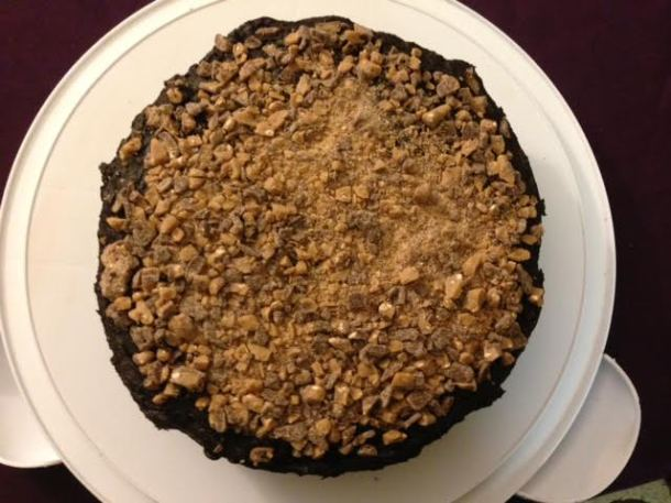 Heath Bar Cake2